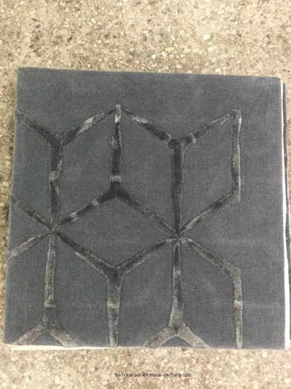 China Hand Tufted Rug Carpet A 038