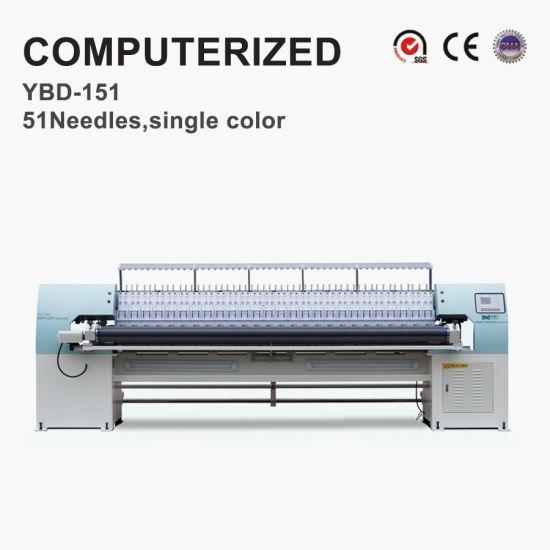 Ybd151high Speed Quilting Embroidery Machine