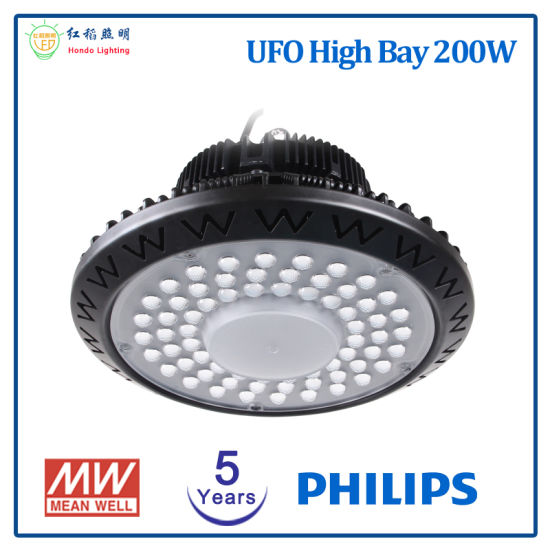 5 Years Warranty 200W LED High Bay for Factory Lighting pictures & photos