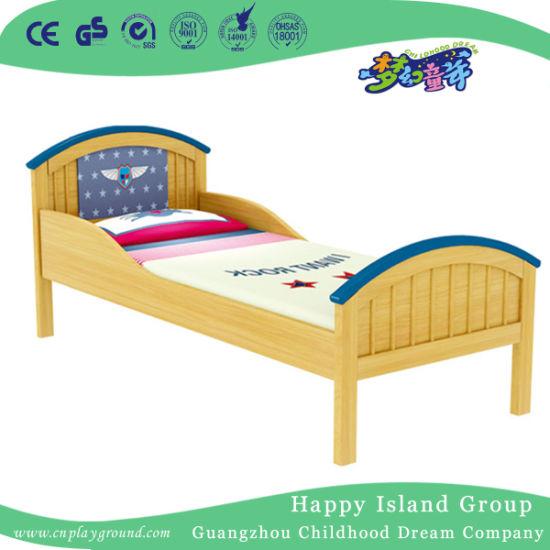 School Bedroom Birch England Style Wooden Bed for Kids (HJ-8101)
