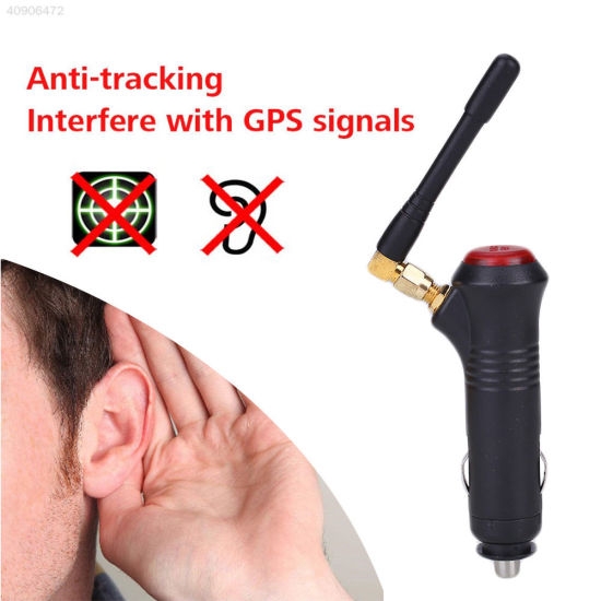China Car GPS Blocker Jax-110d-2 Satellite Signal Cut-off