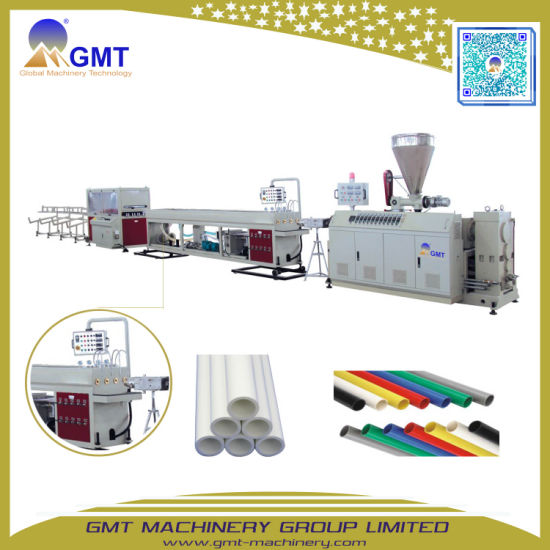 630mm PE HDPE PVC Water Gas Supply Plastic Pipe Tube Extrusion Making Machine Factory