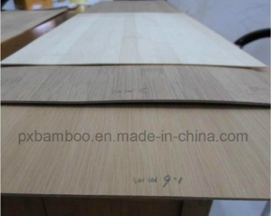 Bamboo Plywood Sheets 2mm 3mm Carbonized Horizontal Vertical Bamboo Plywood Manufacturer pictures & photos