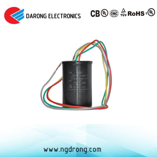 china column plastic shell polypropylene film capacitor china rh ngdrong en made in china com Start Capacitor Wiring Diagram AC Run Capacitor Wiring Diagram