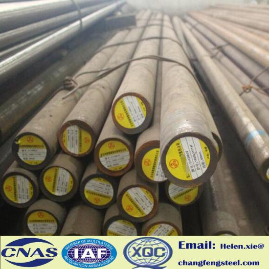 1.2344 H13 SKD61 Steel Round Bar with Diameter 16-200mm