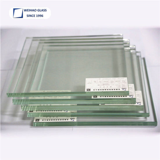 China Factory Wholesale Building Laminated Glass
