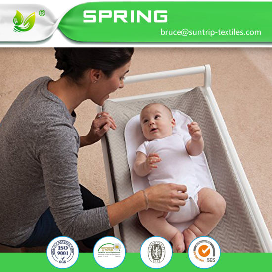 774eba75c99 Infant Cotton Nappy Cover Toddler Waterproof Urine Mat Newborn Baby  Changing Pad pictures   photos