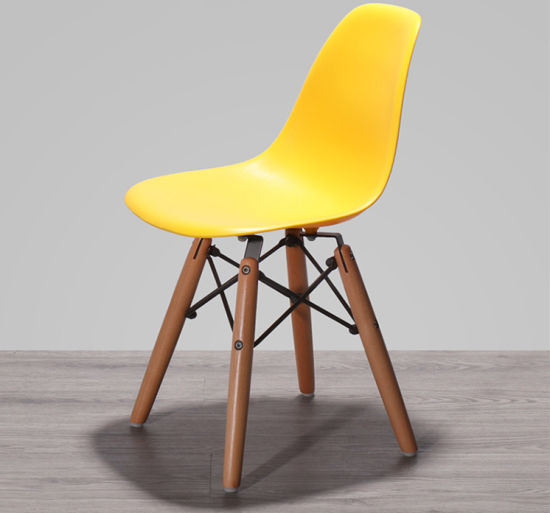 Colorful Childrens Eames Plastic Chairs
