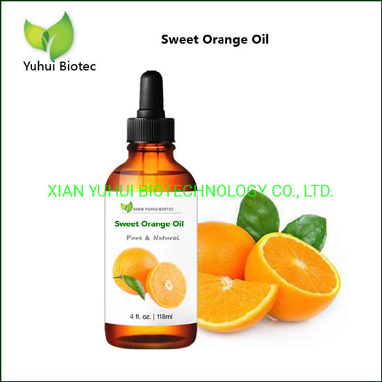Aromatherapy Grade Sweet Orange Peel Oil for Handmade Soap