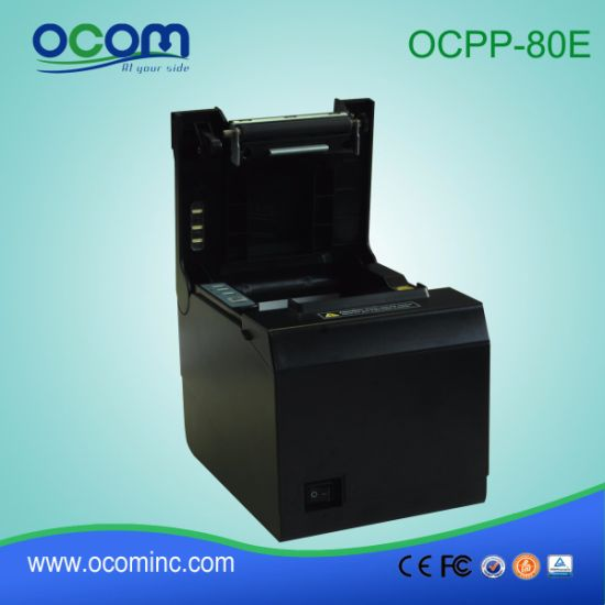 China Ocpp-80e POS 80mm Thermal Receipt Printer for Driver