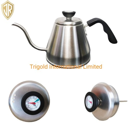 1200 Ml Pour Over Coffee Kettle with Thermometer