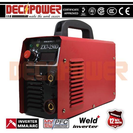 Ce Approved 140AMP Inverter Soldering Arc Welder MMA Welding Machine