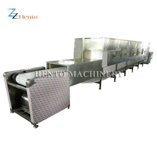 Tunnel-Type Microwave Drying Machine for Sale