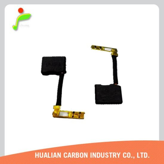 China Carbon Brushes for Module Cleaning/Black Oil Iran