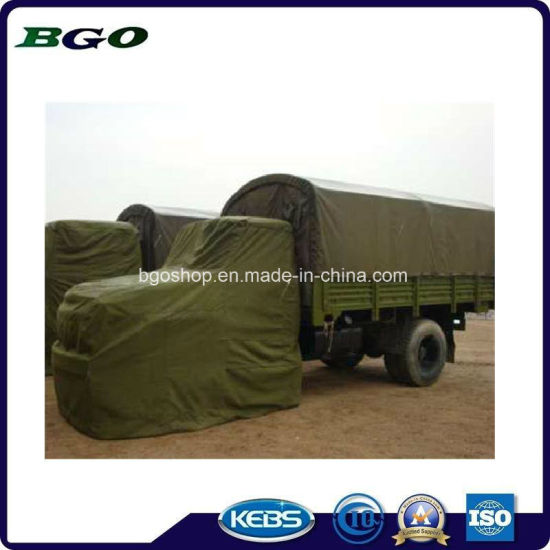 PVC Coated Tarpaulin Cover for Truck Lorry