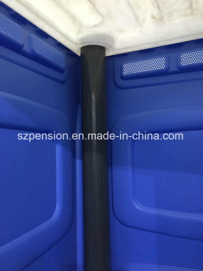 2016 HDPE Modern Portable Prefabricated Public Mobile House/Toilet pictures & photos