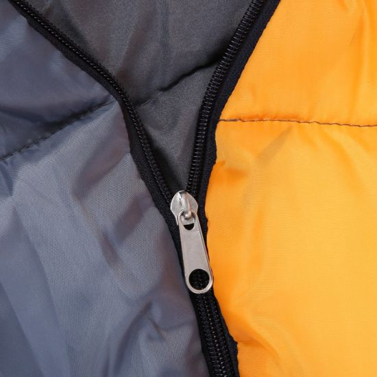 Three Season Outdoor Travel Hollow Cotton Sleeping Bag pictures & photos