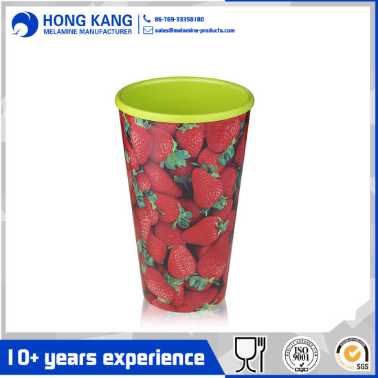 Custom Design 20oz Plastic Melamine Coffee Drinking Cup pictures & photos