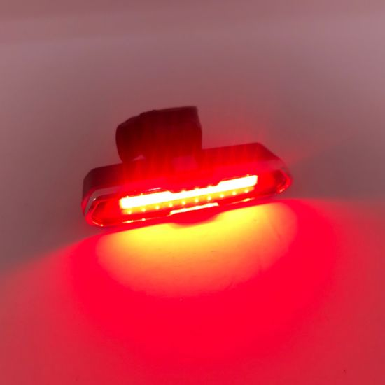 Newest High Power LED USB Charging Bike Light for Wholesale