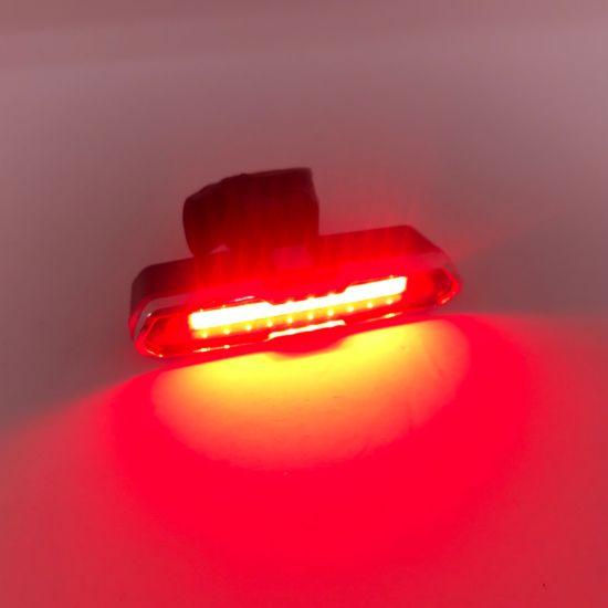 China Newest High Power LED USB Charging Bike Light - China Bike
