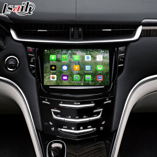 China Lsailt Android GPS Navigation System Box for Cadillac