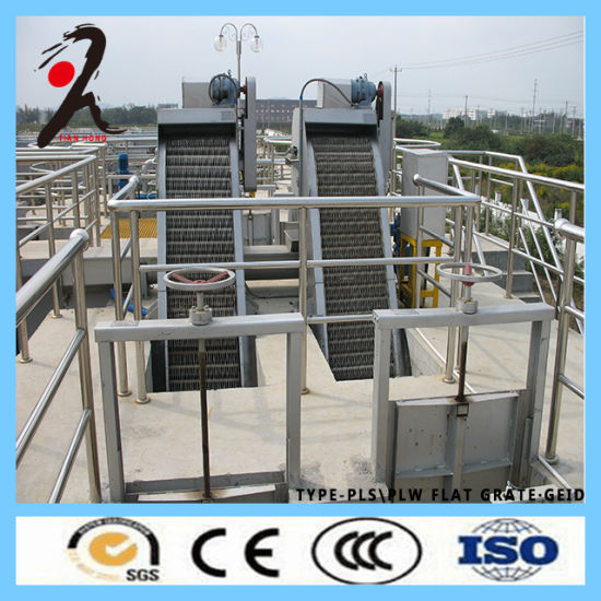 Wasterwater Treatment Type-Pls, Plw Flat Grate, Grid with High Quality