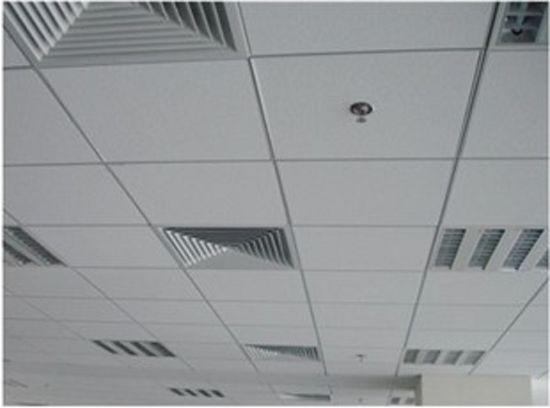 603 1212mm Mineral Fiber Suspended Acoustic Ceiling Tiles