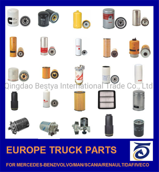 Air Filter /Fuel Filter/Oil Filter for Truck Auto Car Mercedes-Benz/Volvo/Man/Scania/Renault/Daf/Iveco/ Isuzu/ Mitsubishi/ Hino/Hyundai/Toyota/BMW China Factory pictures & photos