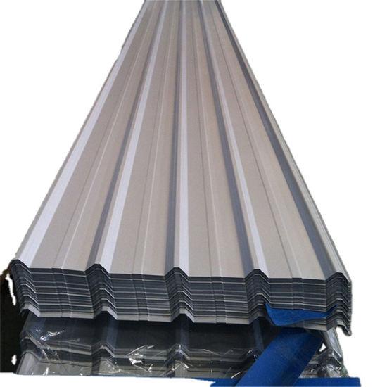 Painted Steel Corrugated Galvanized Zinc Coating Iron Roof Sheet