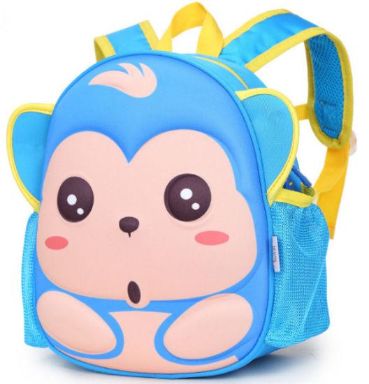 Eco-Friendly EVA Fabric School Backpack Kids' Cartoon Bag School Bag
