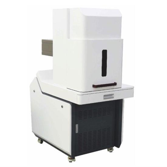 UV Laser Marking/Print Machine Case with Upper Box