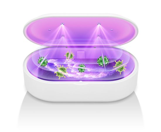 Factory Wholesale Hot Selling Wireless Mobile Charger with Box Sanitize UV Sterilizer Box