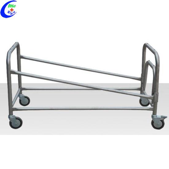 Aluminum Alloy Coffin Trolley Cart