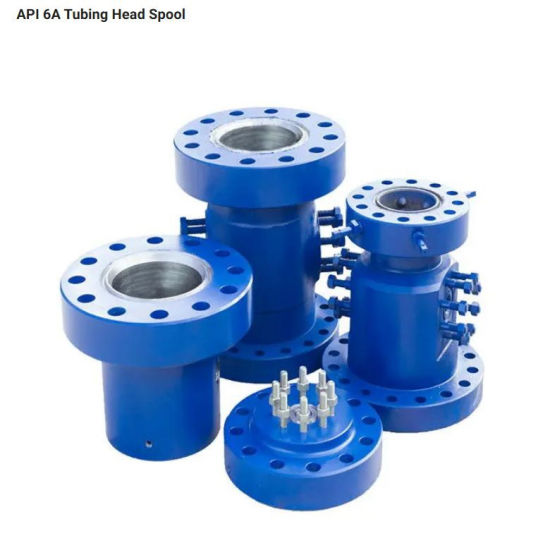 API Tubing Head Spool Oil Gas Industry Spare Part