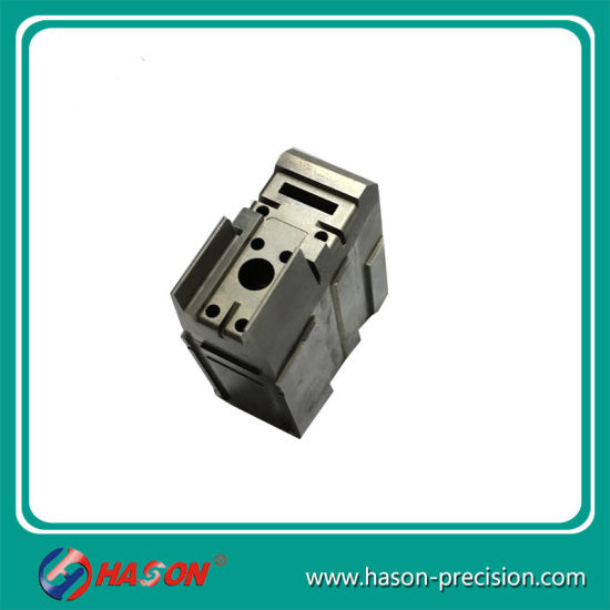 china cnc precision stainless steel machining part iwth wire edm
