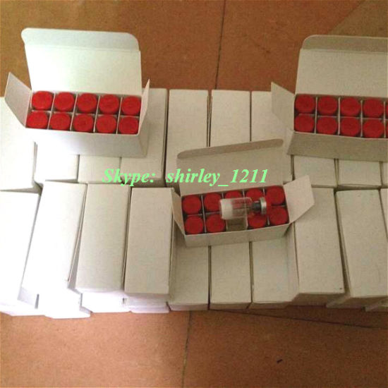 Good Price Human Growth Peptide Hormone Ghrp-6 87616-84-0 for Muscle Growth pictures & photos