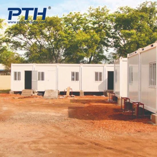 Smart Flat Pack Mobile Prefab Container Home