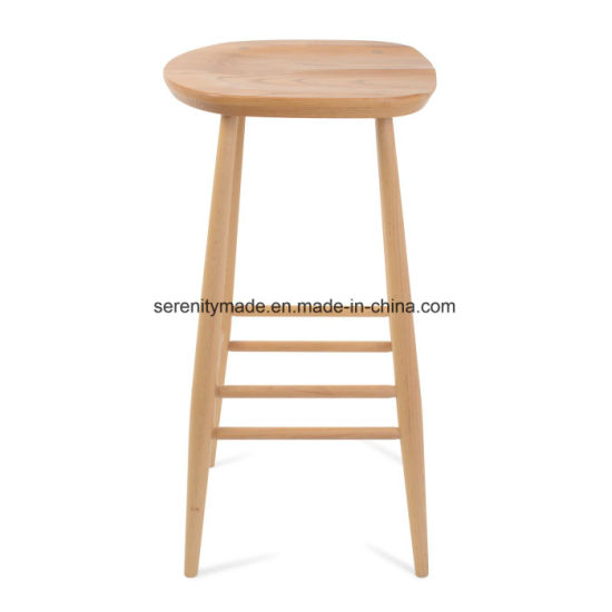 Outstanding High Quality Solid Ash Wood Tractor Seat Counter Bar Stool Caraccident5 Cool Chair Designs And Ideas Caraccident5Info