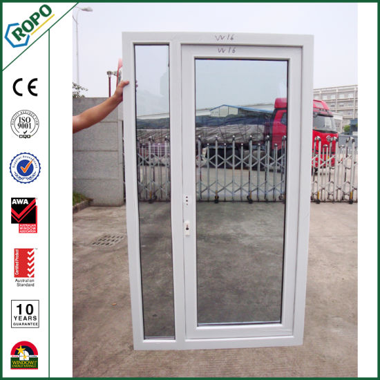 China Front Door Pvc Door Impact Resistant Door Price China