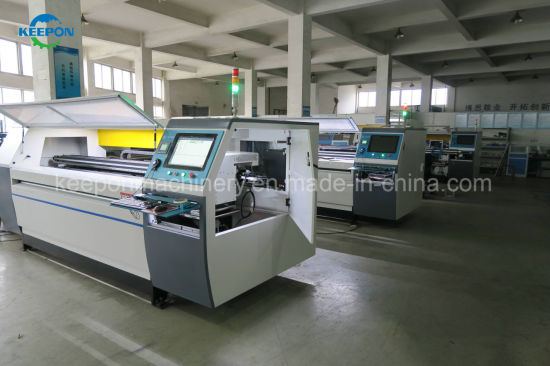 Corrugated Box Digital Inkjet Printing Machine pictures & photos