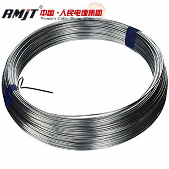 China Factory Price Zinc Coated Galvanized Steel Wire Strand - China ...