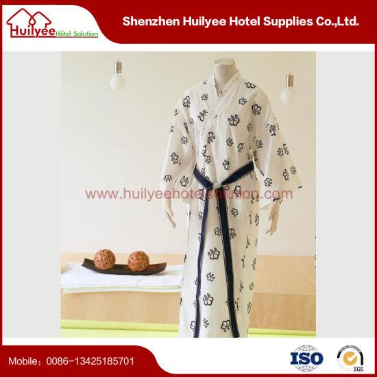 Hotel Kimono Bathrobe