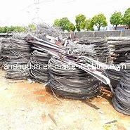 Scrap Aluminium Wire High Quality Direct Selling 99.97