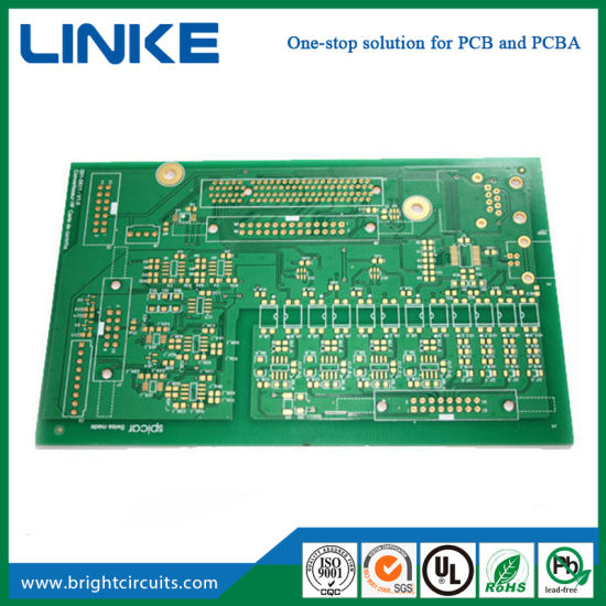 China Fr4 Material Inexpensive PCB Computer Electronic