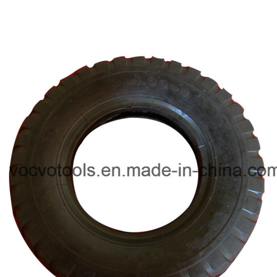 High Quaily 4.00-8 Wheelbarrow Rubber Tires