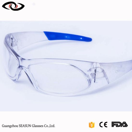 26249beb27 China Ce En166 and ANSI Z87.1 Hot Selling Funny Safety Glasses ...