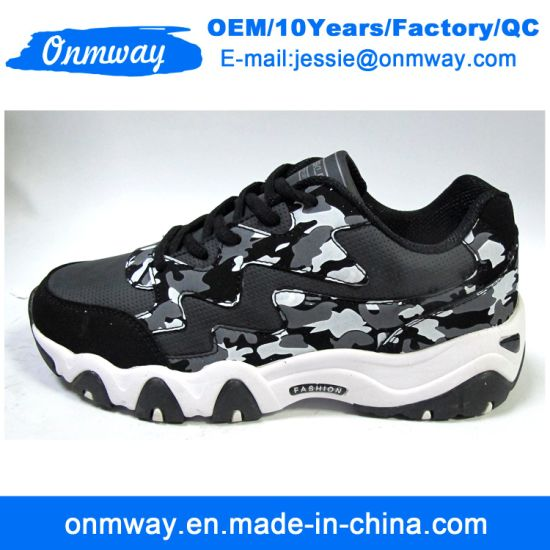 Unisex Autumn and Winter New Woman Sports Shoes