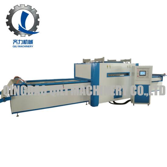PVC Veneer Vacuum Membrane Laminating Press Machine