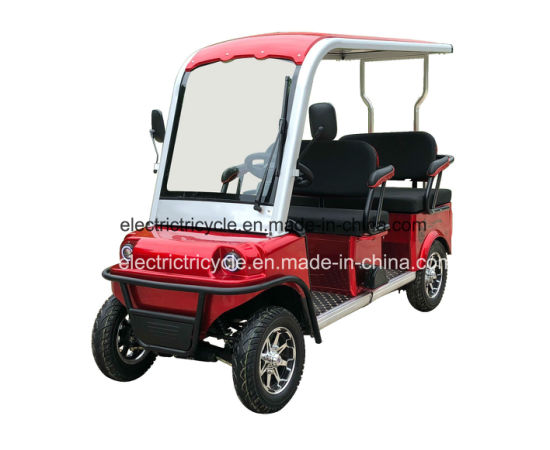 Best Adult 6 Passengers Club Electric Mini Car Street Legal pictures & photos