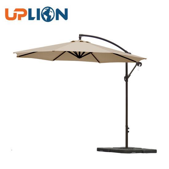High Quality 10FT Outdoor Garden Parasol Patio Sun Cantileve Umbrella Beach Unbrella